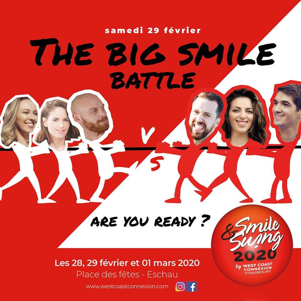 La Big Smile Battle