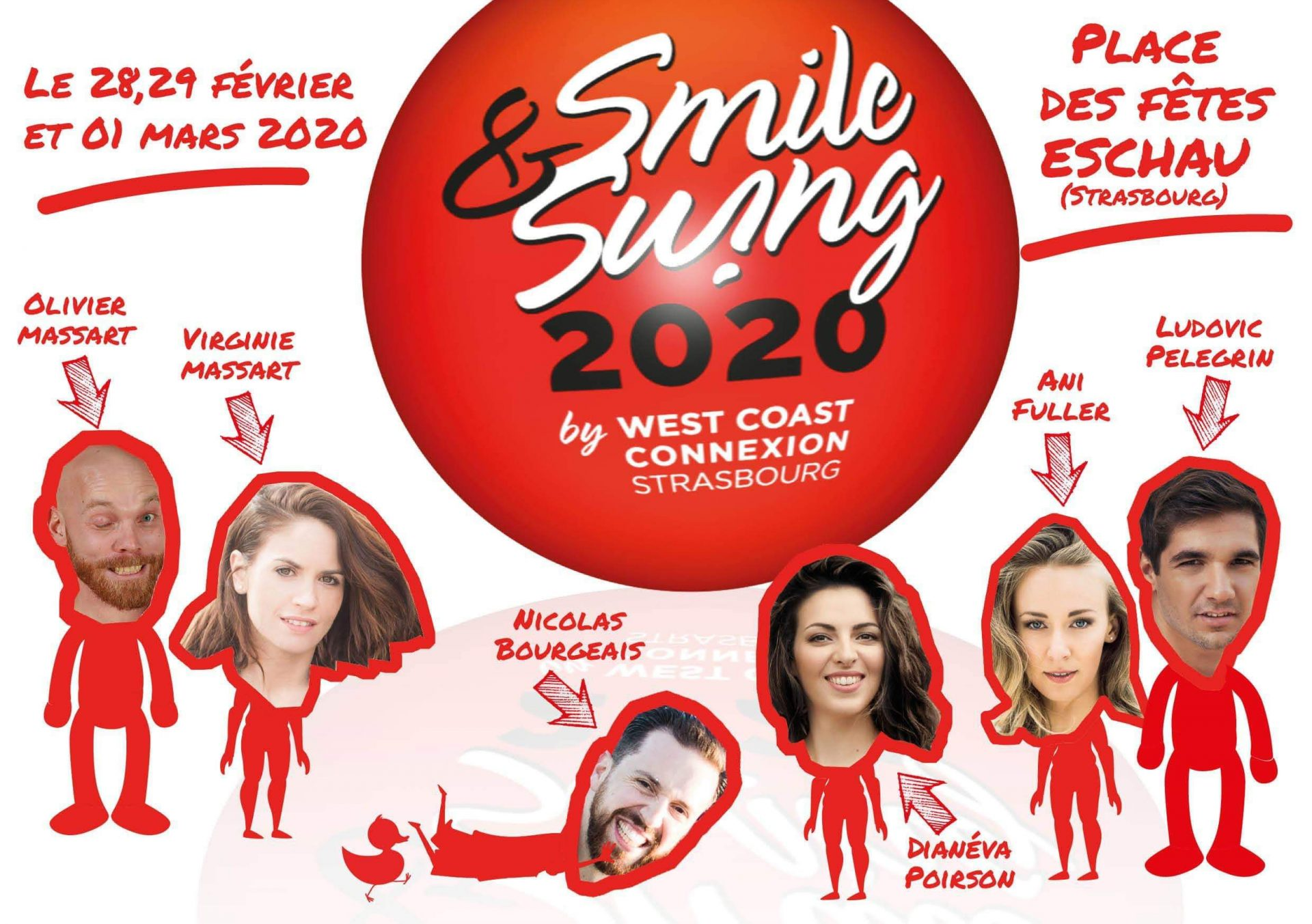 Visuel Smile & Swing 2020